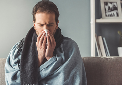 Quick tips to stay healthy during cold and flu season