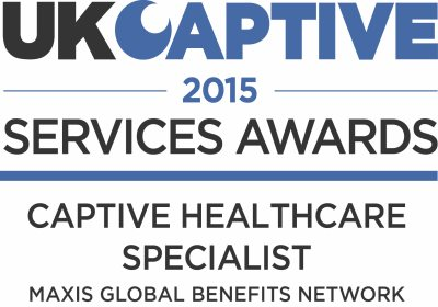 UK Captive Awards: MAXIS GBN wins Captive Healthcare Specialist of the Year