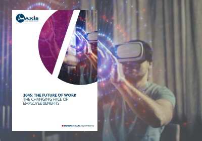 2045: the future of work – the changing face of employee benefits