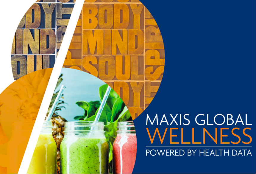 Press release: MAXIS GBN launches unique global wellness solution