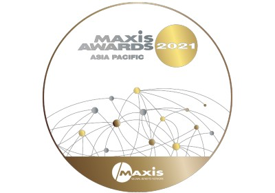 Celebrating success at the MAXIS 2021 APAC member awards