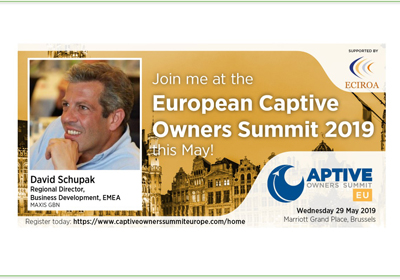 European Captive Owners Summit 2019