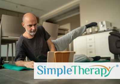 SimpleTherapy becomes our newest global wellness partner